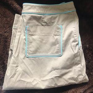 Womans Nike Golf Shorts- Size 8/Medium